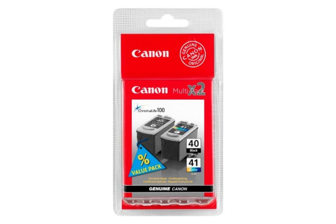 Canon PG40/CL41 Multi Pack je 16ml 1x2, Art.-Nr. 0615B043 (0615B036) - Paterno Shop
