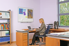 Whiteboard Professional Legamaster75x100 cm, Art.-Nr. 100048LEGA - Paterno Shop
