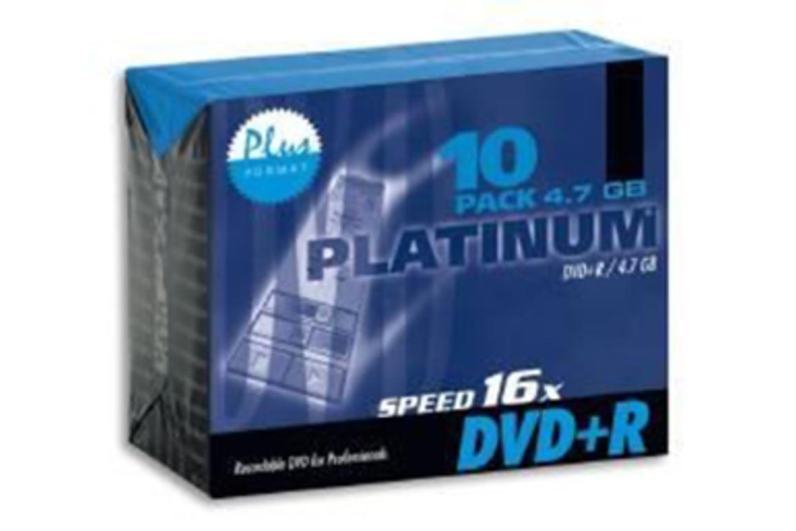 DVD+R  4,7GB 16x Slim Case Intenso, Art.-Nr. 100100 - Paterno Shop