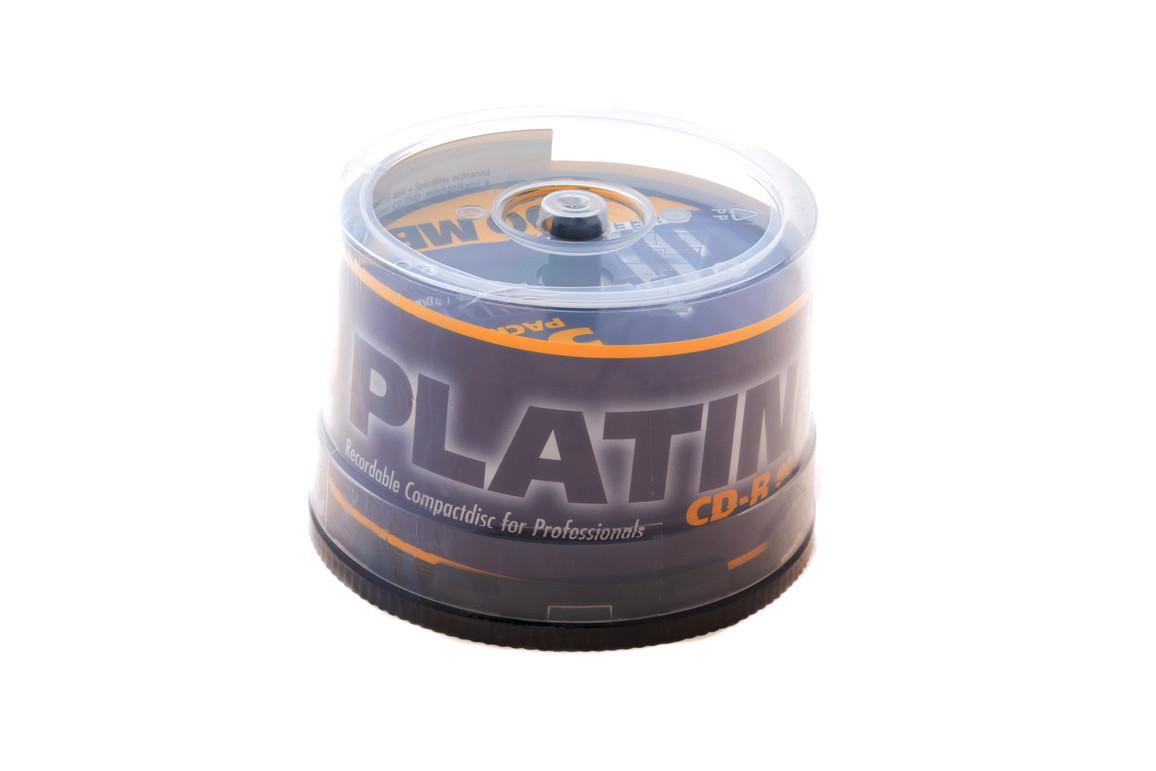 CD-R 700 MB,52-fach 50er-Spindel, Art.-Nr. 100128 - Paterno Shop