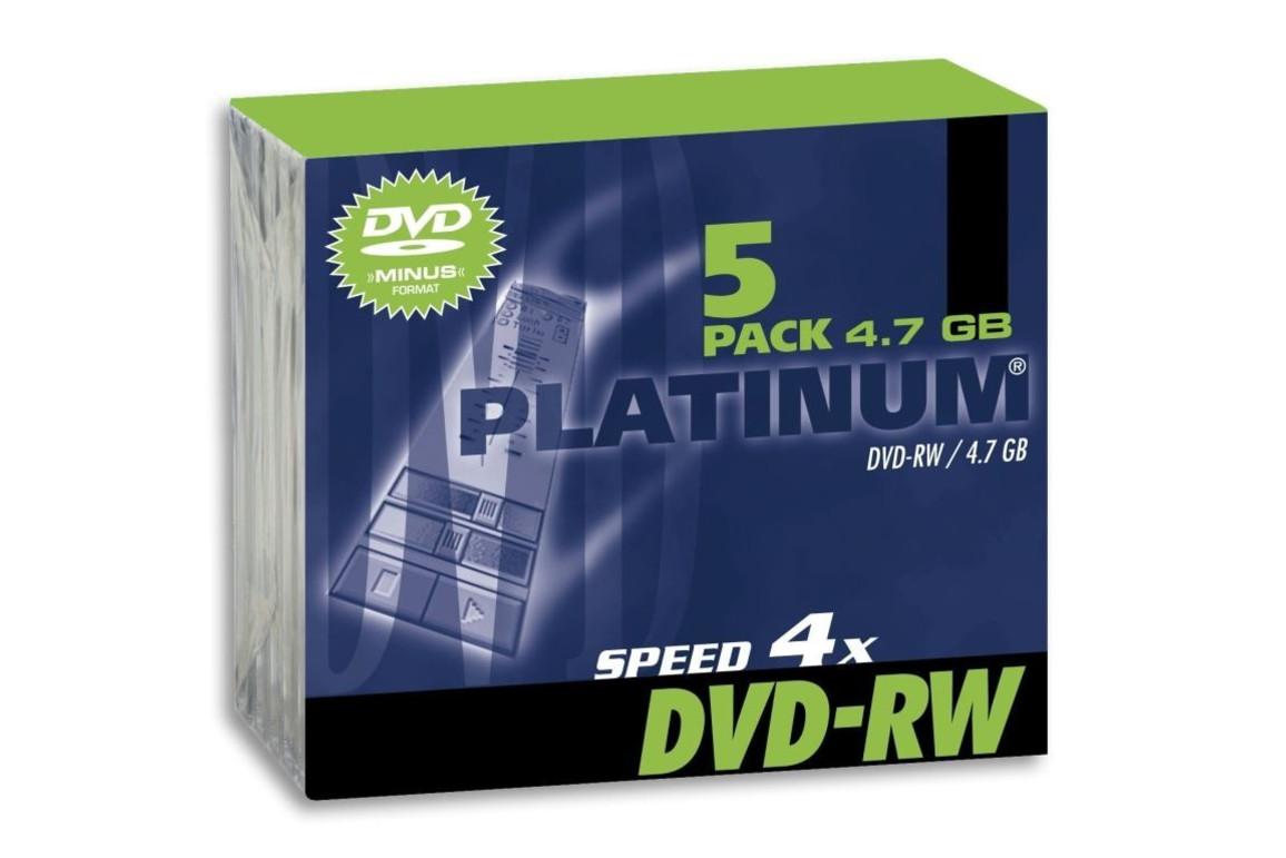 DVD-RW 4,7GB 4-fach Intenso, Art.-Nr. 100300 - Paterno Shop