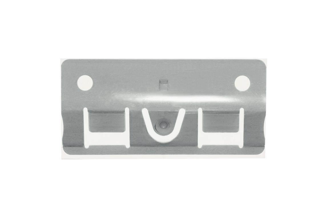 Metallreiter Bene Vetro 60mm, Art.-Nr. 116354 - Paterno Shop