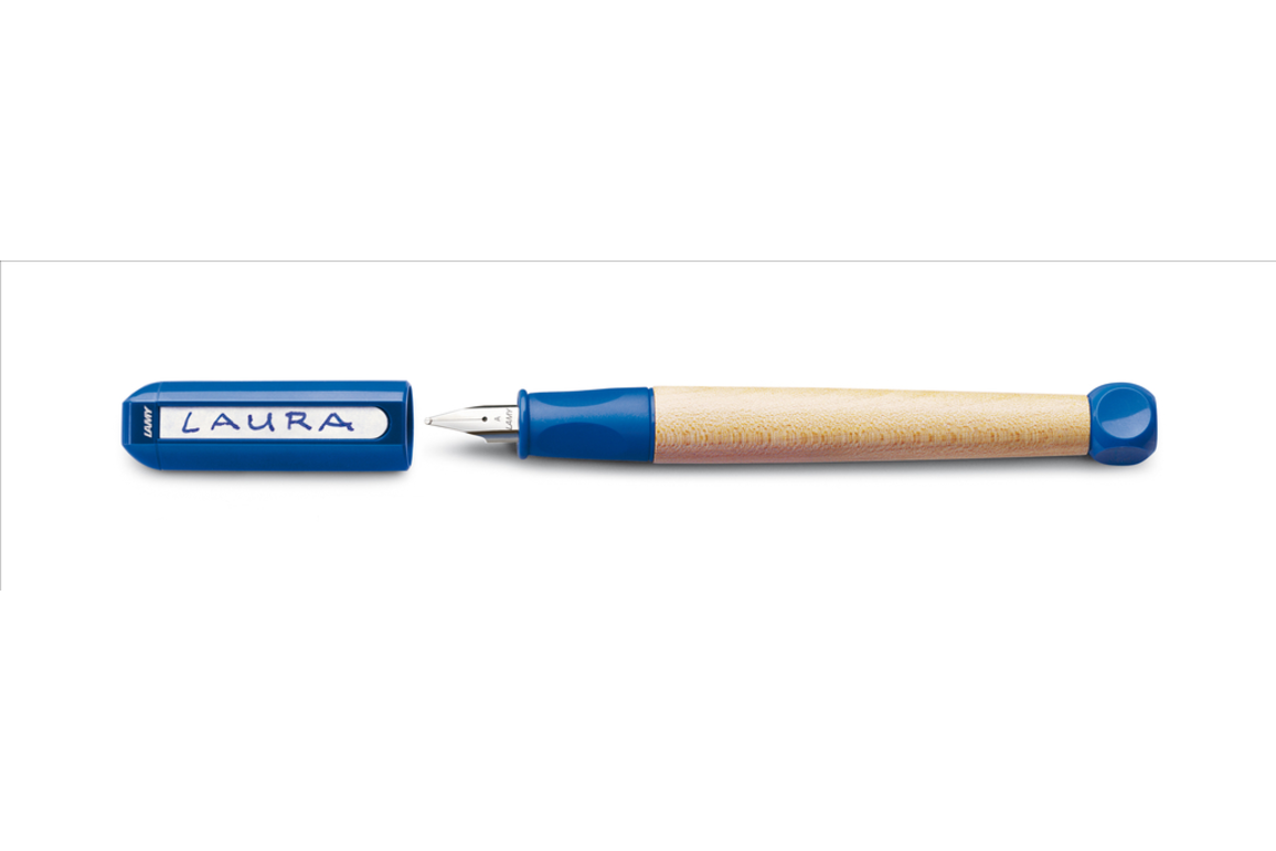 Füllhalter Lamy ABC 09 Linkshänder blau, Art.-Nr. 1216661 - Paterno Shop