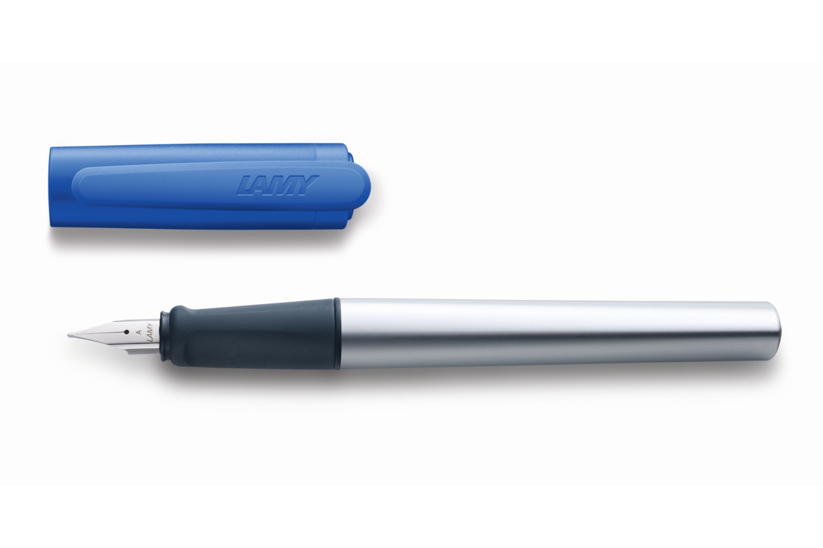 Füllhalter Lamy NEXX 087 blau M, Art.-Nr. 1220456 - Paterno Shop