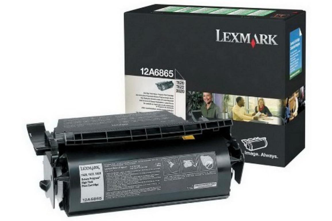 Lexmark Cartridge Return HY 30K, Art.-Nr. 12A6865 - Paterno Shop
