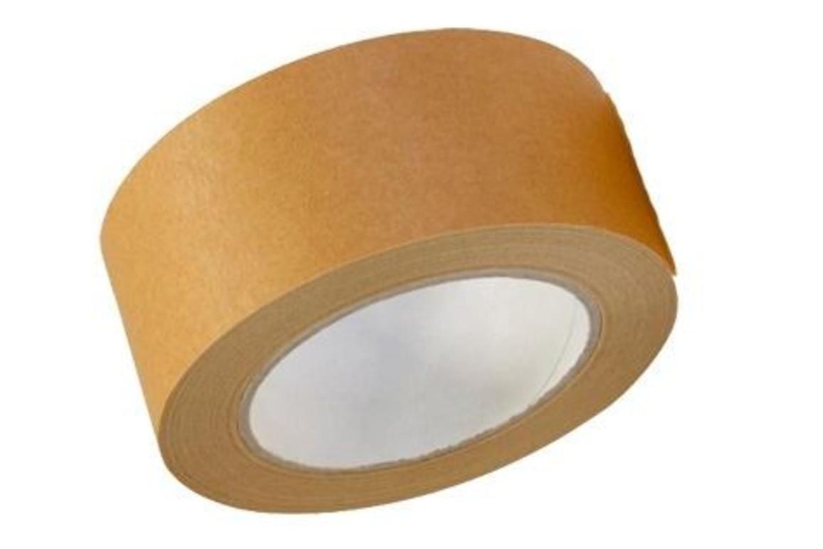 Papierklebeband 802 50mm 50lfm braun, Art.-Nr. 2000M-PA - Paterno Shop