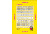 Kopieretiketten A4 Z-Products 48,5 x 16,9 mm, Art.-Nr. 24.224 - Paterno Shop