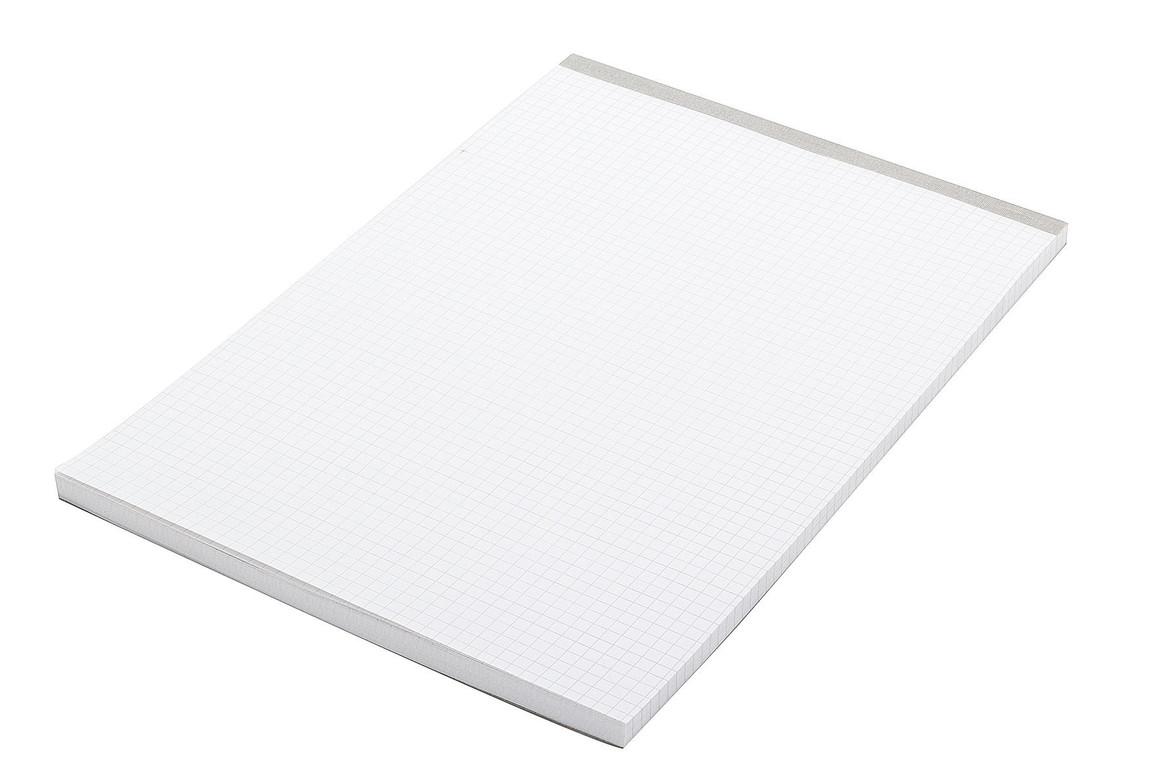 Notizblock A4 100 Blatt kariert ohne Deckblatt, Art.-Nr. 9356 - Paterno Shop