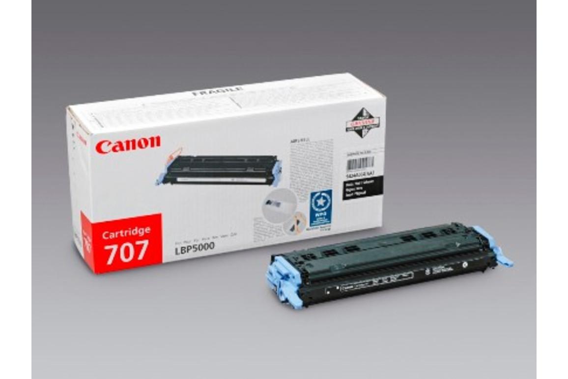 Canon Cartridge LBP5000, blk EP-707 2,5K, Art.-Nr. LA3143 - Paterno Shop