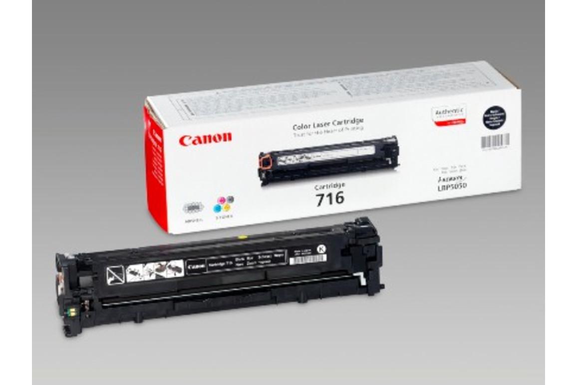 Canon Cartridge LBP5050 blk EP-716 2,3K, Art.-Nr. LA3167 - Paterno Shop
