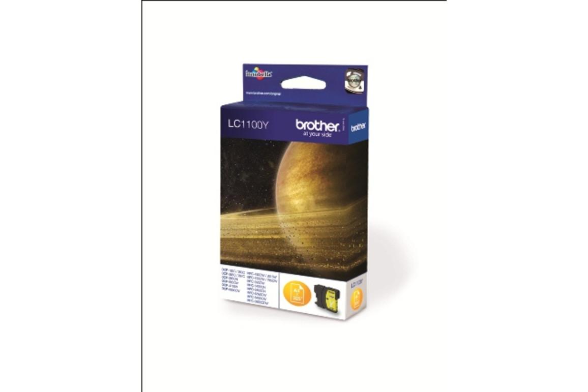 Tintenpatrone Brohter LC 1100 yellow, Art.-Nr. LC1100-Y - Paterno Shop