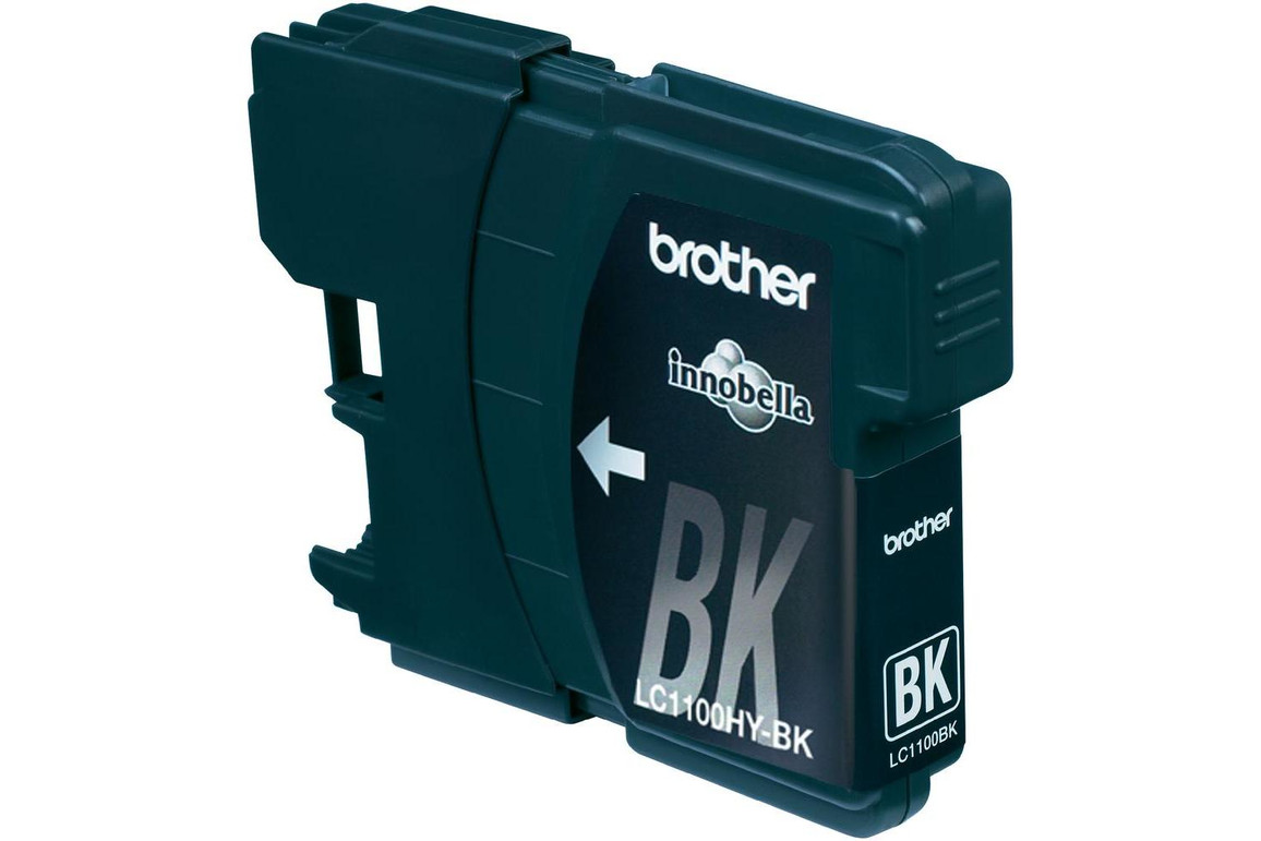 Tintenpatrone Brohter LC HY 1100 schwarz, Art.-Nr. LC1100HYBK - Paterno Shop