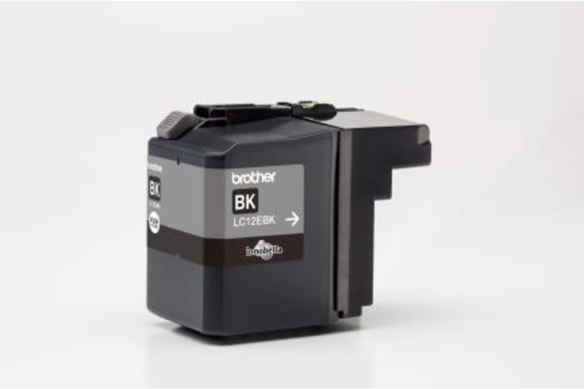 Brother Ink black 2,4K, Art.-Nr. LC12EBK - Paterno Shop