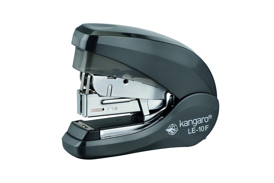 Heftgerät Kangaro flat clinch blau, Art.-Nr. LE10F-RBL - Paterno Shop