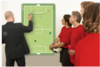 Whiteboard Linear ACCENTS Fußball 30 x 40 cm, Art.-Nr. LM103733 - Paterno Shop