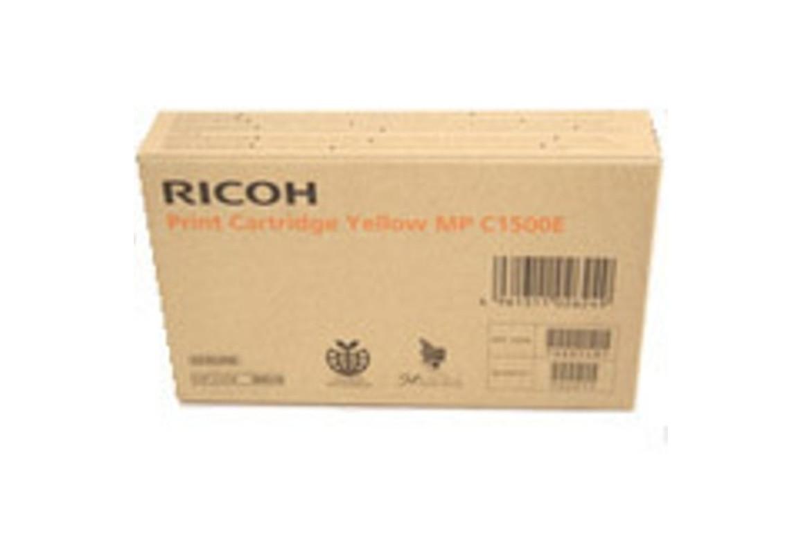Ricoh Print Cartridge MPC1500 yell., Art.-Nr. 888548 - Paterno Shop