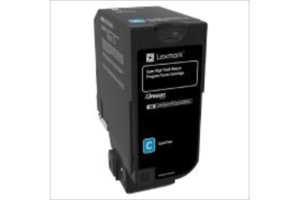 Lexmark Cartridge Return CX725 cyan HY 16K, Art.-Nr. 84C2HC0 - Paterno Shop