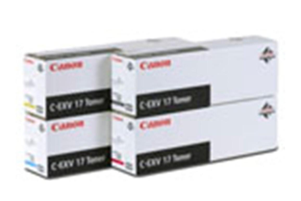 Canon Toner C-EXV17 yell. 30K, Art.-Nr. 0259B002 - Paterno Shop