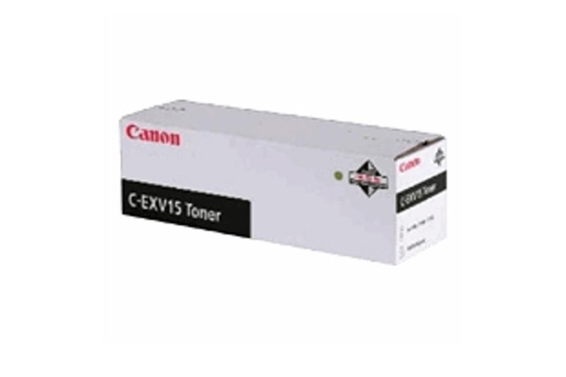Canon Toner C-EXV15 black 47K, Art.-Nr. 0387B002 - Paterno Shop