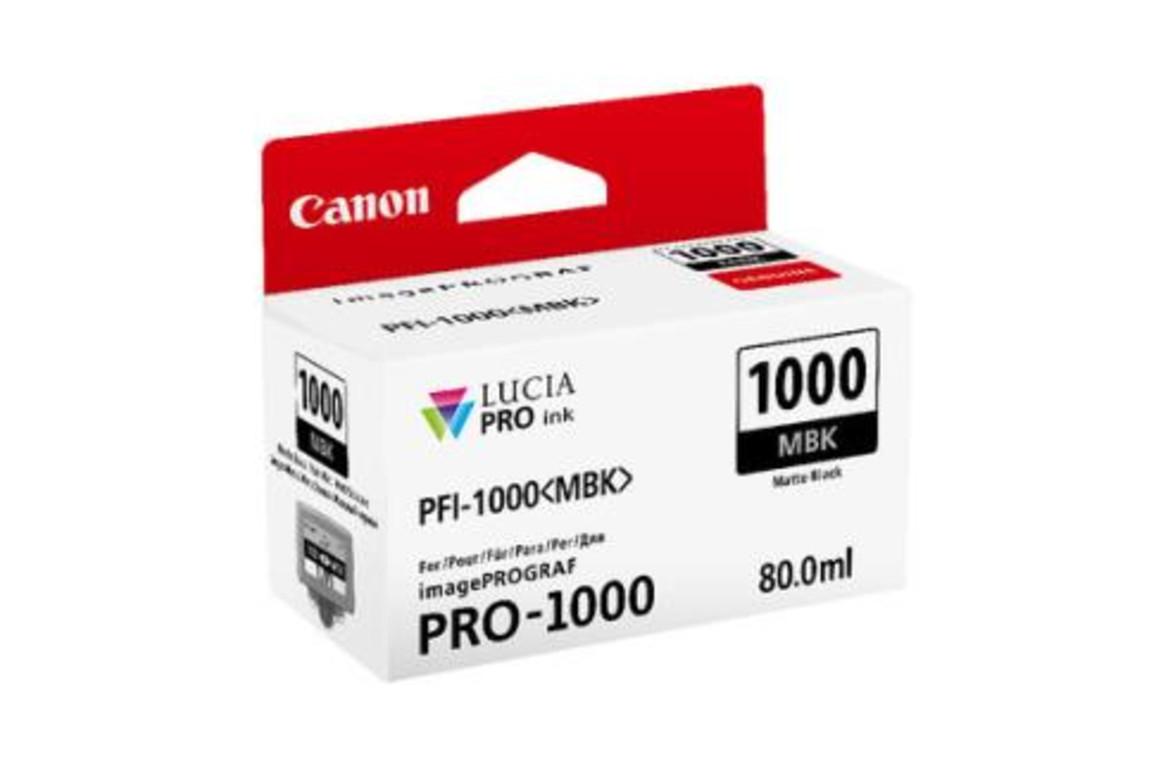 Canon Ink matte black 80ml, Art.-Nr. 0545C001 - Paterno Shop