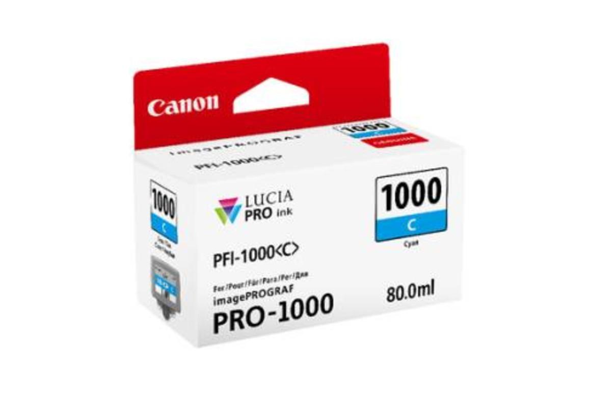 Canon Ink cyan 80ml, Art.-Nr. 0547C001 - Paterno Shop