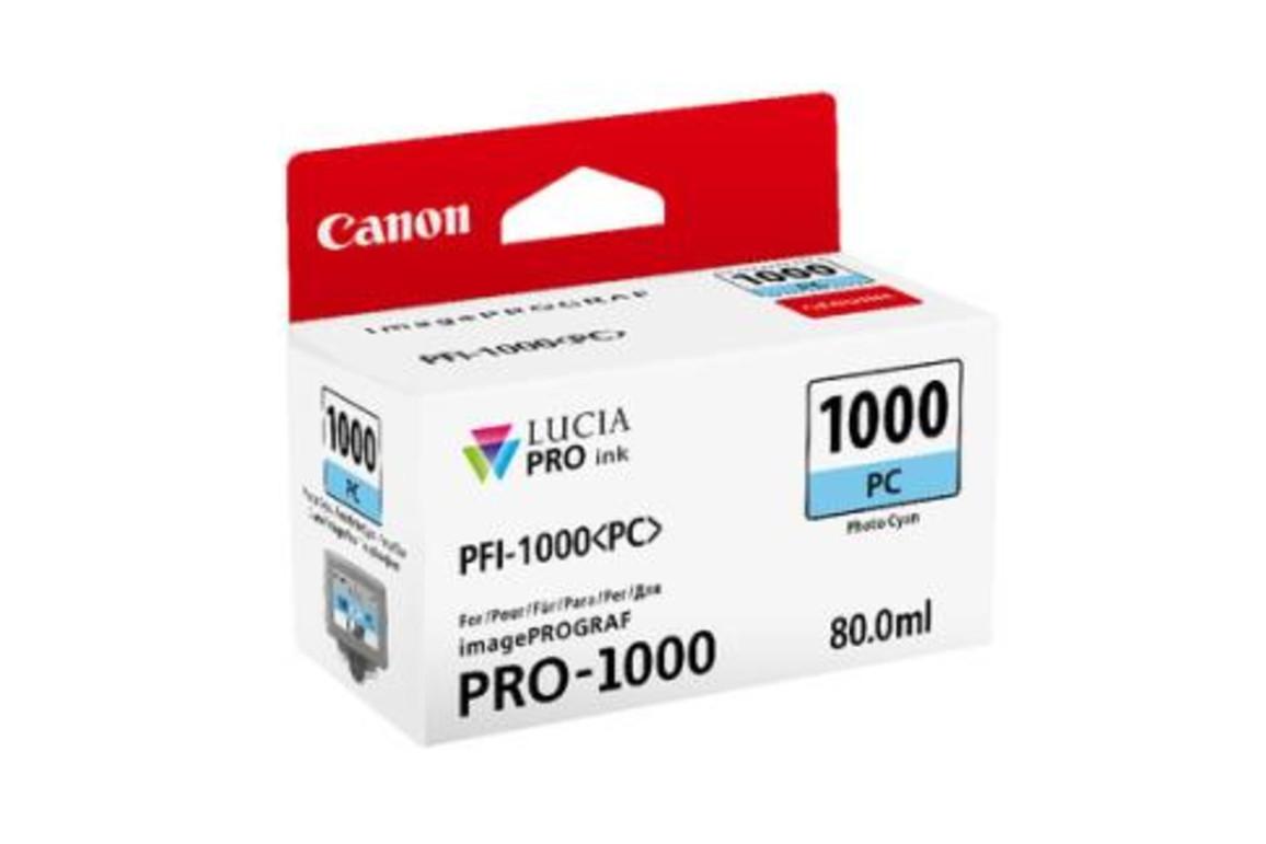 Canon Ink photo cyan 80ml, Art.-Nr. 0550C001 - Paterno Shop