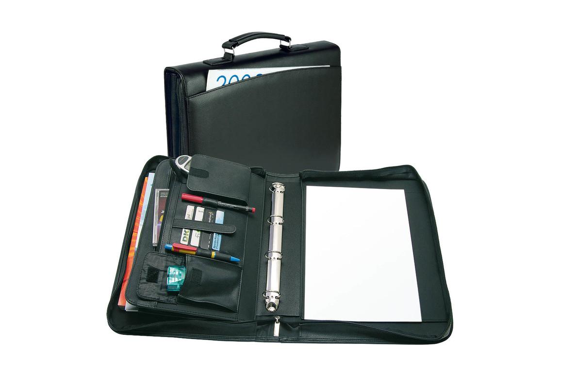 Konferenzmappe Wedo ORGA schwarz, Art.-Nr. 0583001 - Paterno Shop