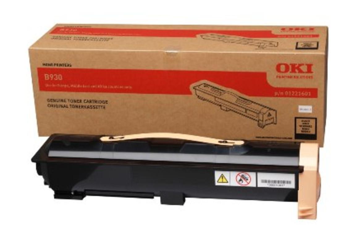 OKI Toner B930, Art.-Nr. 01221601 - Paterno Shop