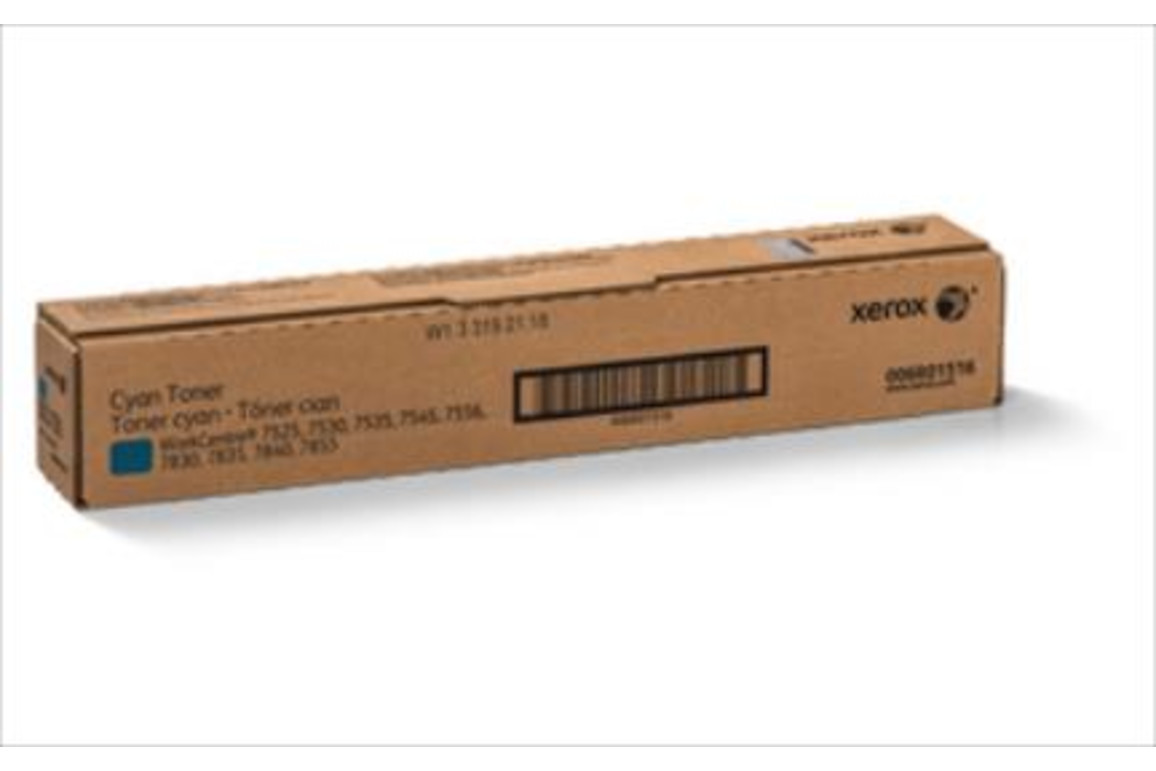 Xerox Toner WC7545 cyan 15K, Art.-Nr. 006R01516 - Paterno Shop