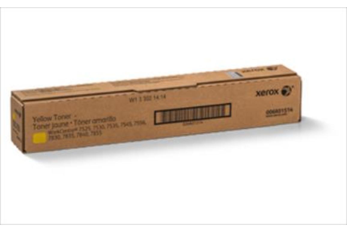 Xerox Toner WC7545 yell. 15K, Art.-Nr. 006R01514 - Paterno Shop