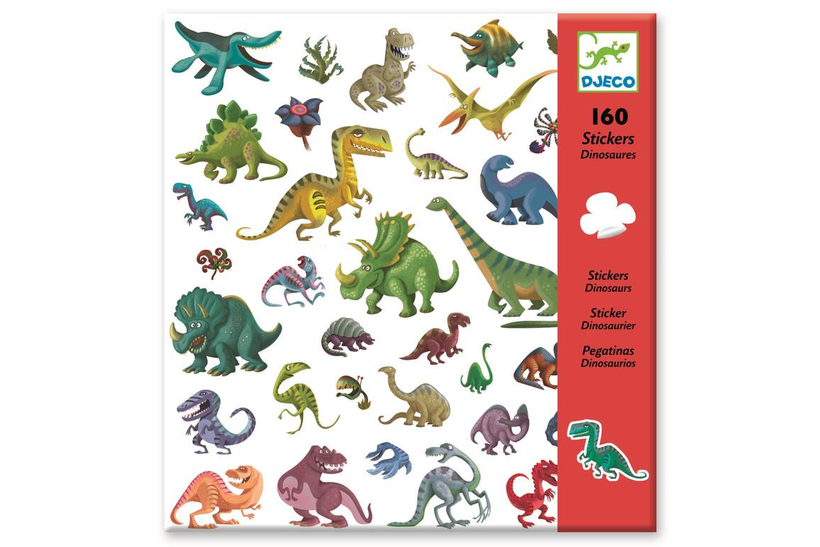 Sticker Dinosaurier, Art.-Nr. 8843FÜ - Paterno Shop