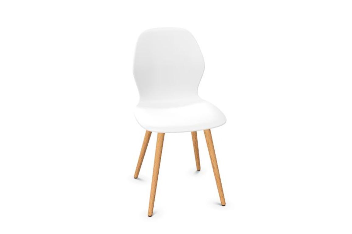 Sedus se:spot wood Designstuhl zum Arbeiten und Wohnen, Art.-Nr. UT-822 - Paterno Shop